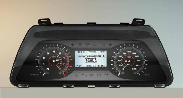 подключение бортового компьютера ВАЗ-2110