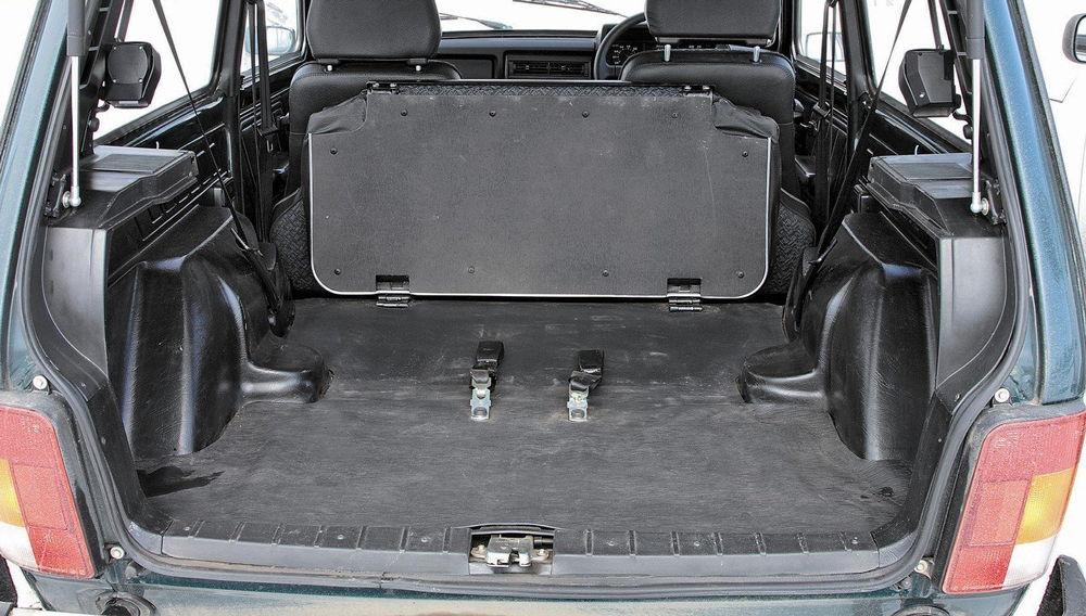 Багажник ВАЗ 2121 Нива