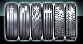 Начальная и остаточная глубина протектора зимних шин