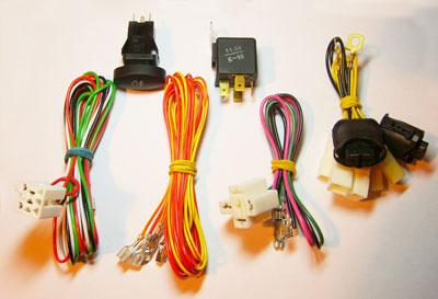 Схема подключения противотуманных фар на Калину своими руками • Сам автоэлектрик