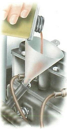 Масло для автоматической коробки передач что нужно знать