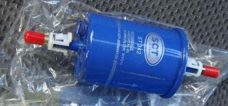 Замена топливного фильтра ВАЗ 2114 своими руками (видео)