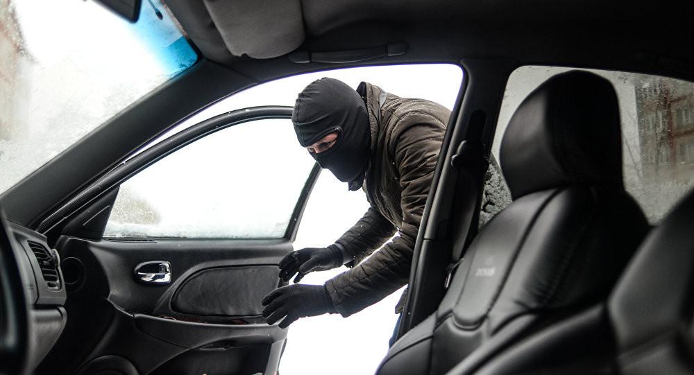 Рейтинг угоняемых авто в москве