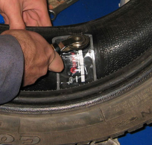Как можно убрать грыжу с колеса thumbnail