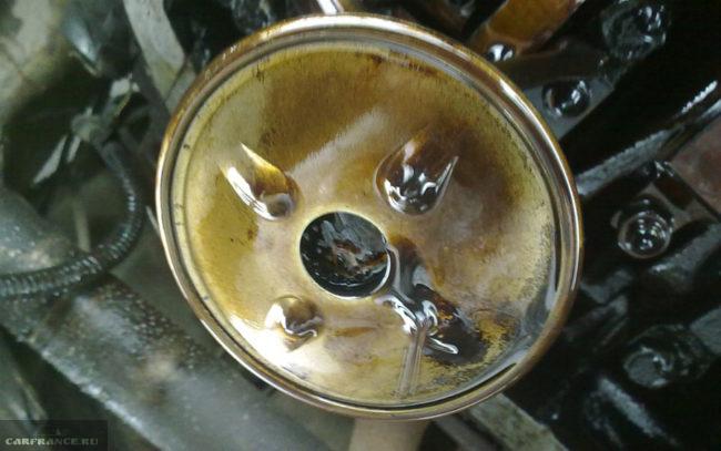 Нет давления масла в двигателе причины падения давления и способы его повышения